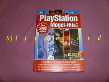 Lösungsbuch, Cheats, Codes zu über 200 PS1 + 140 PS2-Spielen_1000 Spiele im SHOP