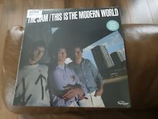 THE JAM This Is The Modern World CLEAR vinyl LP Paul Weller Style Council