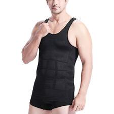 Men Slimming Body Slim N Lift Sharper Belly Buster Underwear Vest Compression UK