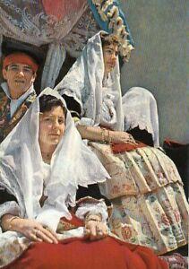 Costumi Sardi Selargius ngl D8586