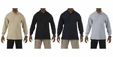 5.11 Tactical Men's Professional Long-Sleeve Polo, Style 42056T, Big&Tall L-5XL