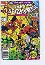 Amazing Spider-Man #343 Marvel 1991