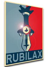 Poster Propaganda - MA0272 Wakfu - Rubilax