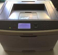 Lexmark E460dn Laserdrucker sofortiger Einsatz -gebraucht - 67.000 Seiten