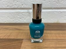 Sally Hansen Complete Salon Manicure in Blue Streak (Turquoise) 14.7ml