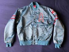 Men's vintage 80's Starter NFL Houston Oilers satin jacket size M