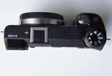 Sony Alpha NEX-6 (Body Only) WiFi Mirrorless Camera 7.3k Shutter Count