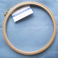 "Hardwicke Manor 7"" x 5/16"" Embroidery Hoop Birch hardwood"