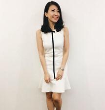 Karen Millen Women's Solid Bodycon Dress Dresses