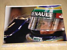 Bruno Senna  F1 Formel 1 Autogramm Autograph Signed Signiert FOTO 20x30 *TOP*