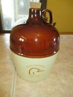 2020 Ducks Unlimited est 1937  1 Gallon Whisky Jug With Cork *NEW* 2020 NEW ITEM