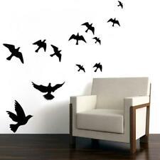Flying Birds Living Room Bedroom Bathroom Wall Art Sticker Decals LC