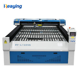 130W RECI 1300*2500mm Metal&Nonmetal CO2 laser cutting machine SS laser cutter
