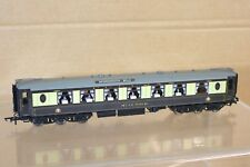 HORNBY R2819 BOURNEMOUTH BELLE 12 WHEEL PULLMAN COACH CAR No 96 with LIGHTS np