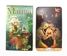 Traditional Manga Tarot Cards Deck
