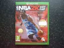 NBA 2K15 Microsoft Xbox One 2014  Great Condition