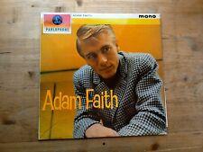 Adam Faith Self Titled Excellent Vinyl LP Record PMC 1162 Black/Gold Parlophone
