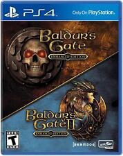 Baldur's Gate: Enhanced Edition - PlayStation 4 PS4