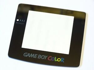 GAMEBOY COLOR replacement GLASS SCREEN