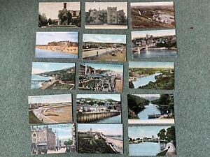 Job Lot Old Postcards