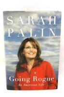 Going Rogue An American Life Sarah Palin First Edition Hardcover Book 2009