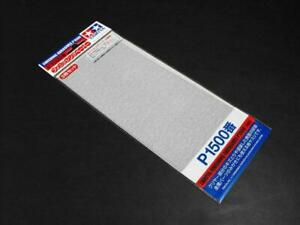 Tamiya Finishing Abrasives P1500 (3pcs.) 87059