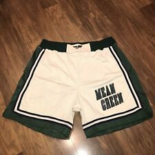 Vtg Wilson North Texas Mean Green Basketball Game Issue Team Worn Player Shorts