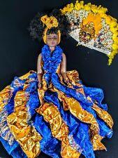 Yemaya, Doll, Muñeca, muneca Religion Yoruba Santeria Orishas Botanica, on line