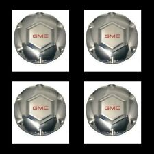 "4Pc New 2002 2003 2004-2007 For GMC Envoy XL XUV 17"" Wheel center Hub cap9593396"