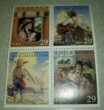 US Mint Never Hinged Postage Stamps Scott #2785-88  Classic Books      FV  $1.16