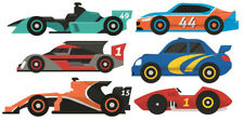 Race Cars Rally Cars Sports Cars Wall Stickers