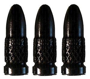 5 Sets Winmau Pro Aluminum Black Bullet Flight Protectors - Ships w/ Tracking