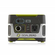 Goal Zero Yeti 150 Power Pack Generator - Solar Compatible, silent, fume-free