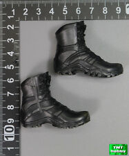 1:6 Scale DAM 78024 RUSSIAN OSN Police - BLACK ASSAULT BOOTS