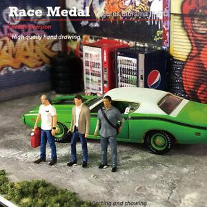 RM1:64 scale figures diorama Grand Theft Auto V GTA game 1/64 model
