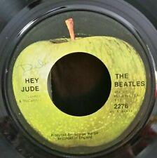 Beatles Apple 2276 HEY JUDE (GREAT ROCK N ROLL 45) PLAYS VG