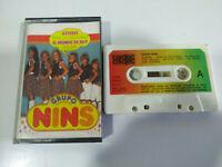 Grupo Nins exitos Children's 1980 - Cinta Tape Cassette - 3T