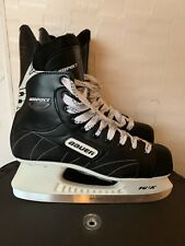 bauer hockey skates 200 Impact Force size US 9.5 Excellent condition