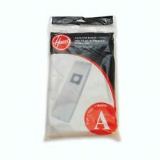 Hoover Type A Filtration Bag Select Upright Vacuum Cleaner Replacement 3 Pack