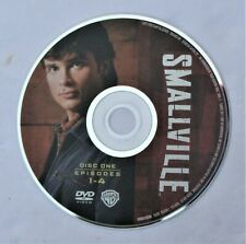 (ZERO SCRATCHES) SMALLVILLE - SEASON 5 DISC 1  REPLACEMENT DVD DISC ONLY