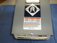 1 12 Hp 230v 1ph Franklin Control Box Submersible Water Pump 2823008110
