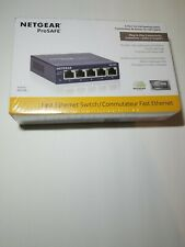 NETGEAR  ProSafe (FS105) 5-Ports External Switch