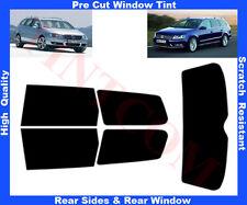 Pre Cut Window Tint VW Passat B6/B7 Estate 05-13 RearWindow&RearSides AnyShade