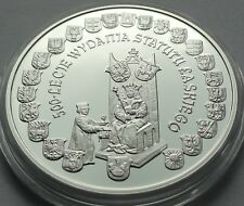 2006 Poland Polen 10 zlotych Silver 925 Proclamation of the Jan Łaski's Statute