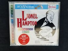 Greatest Hits by Lionel Hampton (CD, Apr-1996, RCA) RARE SCARCE NEW SEALED JAZZ