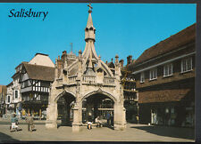 Wiltshire Postcard - The Poultry Cross, Salisbury  B2610