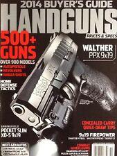 Handguns Magazine 2014 Buyer's Guide #151