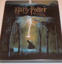 Harry Potter & die Heiligtümer des Todes - Blu-ray/Daniel Radcliffe/Steelbook
