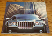 Original 2005 Chrysler 300 Deluxe Sales Brochure 05 300C Touring Limited