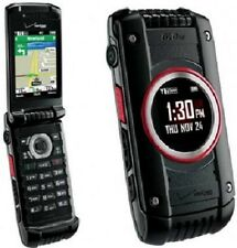NO CAMERA Casio G'zOne Ravine 2 C781 - Black (Verizon) Cellular Phone NO CAMERA